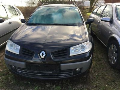 brugt Renault Mégane Touring 1,6 16V Comfort Expression 115HK Stc