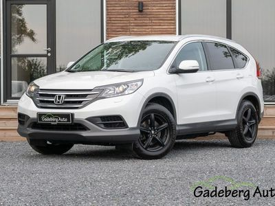 brugt Honda CR-V 2,2 i-DTEC Elegance aut. 4WD