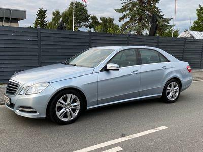 brugt Mercedes E350 3.0 265 HK