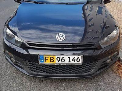 usata VW Scirocco 2,0 Tdi CR DSG 170HK 3d 6g Aut.