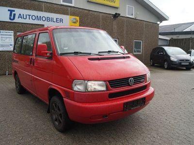 brugt VW Caravelle 2,5 TDi 102 10prs