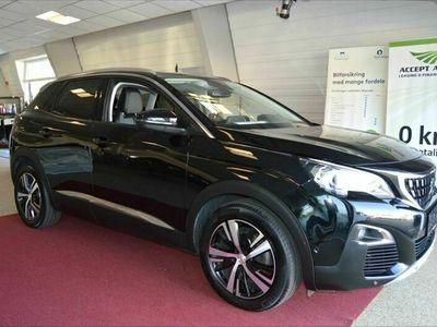 brugt Peugeot 3008 BlueHDi 120 Allure EAT6