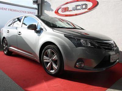 brugt Toyota Avensis 1.8 VVT-i stationcar T2 Premium