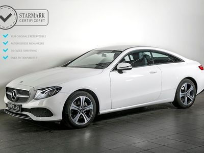 used Mercedes E220 2,0 Avantgarde Coupé aut.