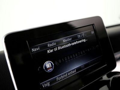 brugt Mercedes C200 2,0 AMG Line st.car aut.