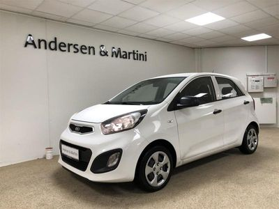 brugt Kia Picanto 0 Style Cool 69HK 5d