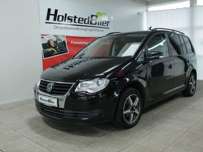 brugt VW Touran 2,0 TDi 140 Trendline DSG