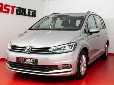 brugt VW Touran 1,6 TDi 115 Highline DSG