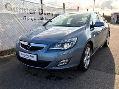 brugt Opel Astra 1,6 Turbo Sport 180HK 5d 6g Aut.