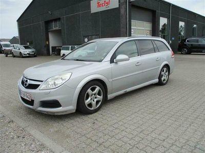 brugt Opel Vectra 1,8 16V Elegance 140HK
