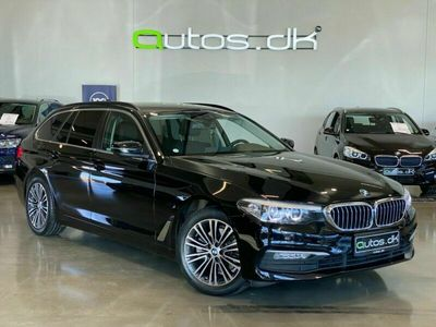 brugt BMW 520 d 2,0 Touring Business aut.