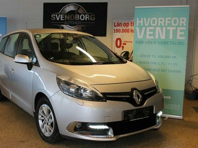 used Renault Grand Scénic III 1,5 dCi 110 Expression ESM 7prs