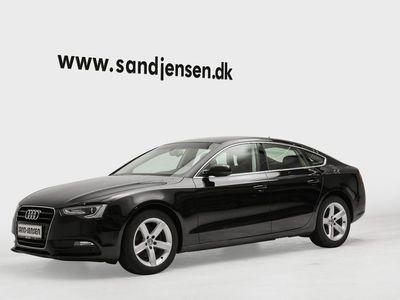 brugt Audi A5 Sportback 2,0 TDi 150 Multitr.