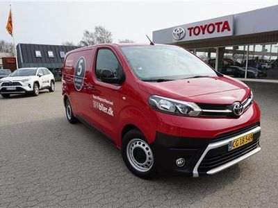 gebraucht Toyota Proace Medium 1,6 D Comfort m/Navi-pakke 115HK Van