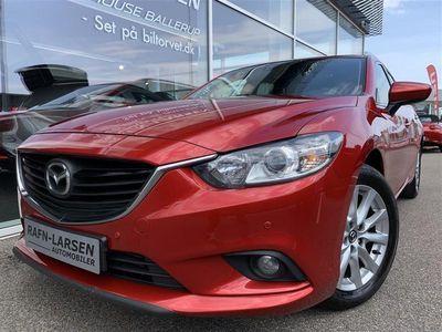 brugt Mazda 6 2,2 Skyactiv-D Vision 150HK Stc 6g