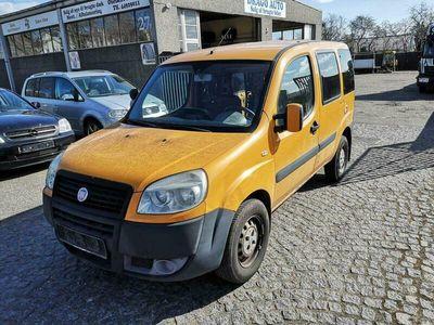 brugt Fiat Doblò 1.3 diesel