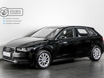 brugt Audi A3 Sportback 2,0 TDi 150 Attraction