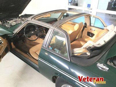 brugt Jaguar XJ SC V12 5,3 Cabriolet
