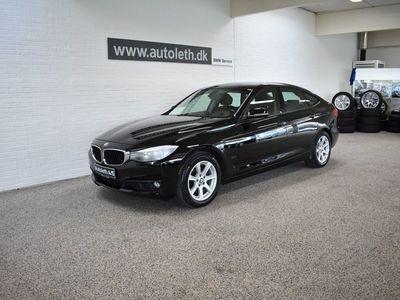 brugt BMW 320 Gran Turismo d 2,0