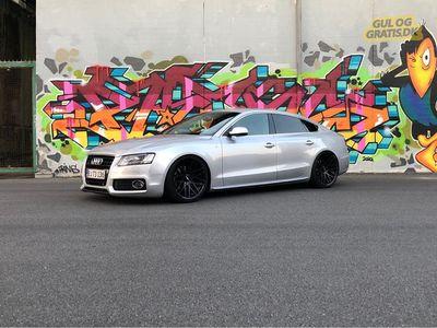 brugt Audi A5 3.0 TDi S-tr. Quattro