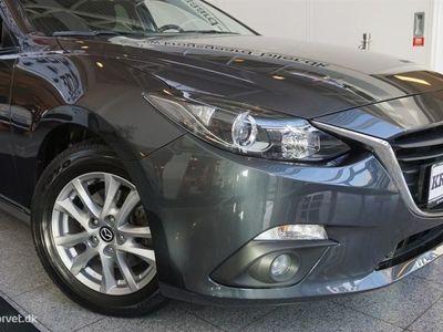 brugt Mazda 3 2,2 Skyactiv-D Vision 150HK 5d 6g