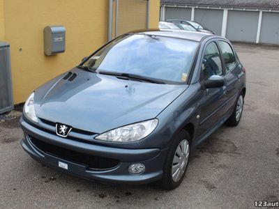 brugt Peugeot 206 1,6 S-Line 5d