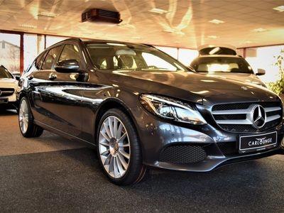gebraucht Mercedes C220 2,2 BlueTEC stc. aut.