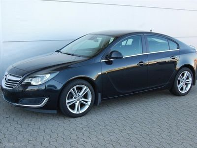 brugt Opel Insignia 2,0 CDTI Edition Start/Stop 120HK 5d 6g