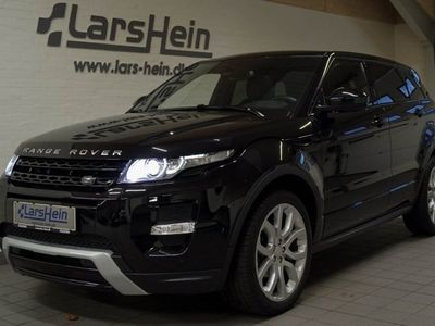 brugt Land Rover Range Rover evoque 2,2 SD4 Dynamic aut. Van
