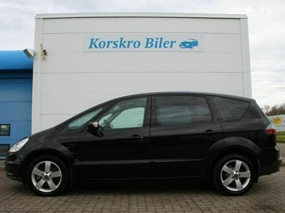 brugt Ford S-MAX 2,0 TDCi 140 Trend