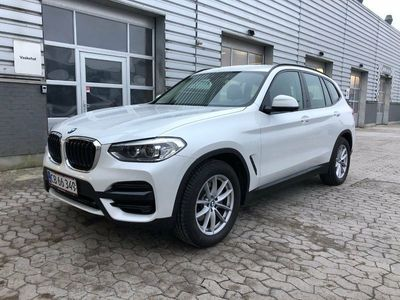 second-hand BMW X3 2,0 xDrive20d aut.