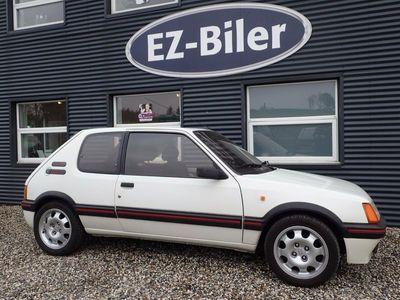brugt Peugeot 205 1,6 GTI