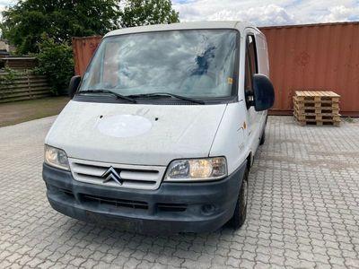 brugt Citroën Jumper 29 2,2 HDi K