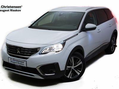 second-hand Peugeot 5008 2,0 BlueHDi Allure Start/Stop 150HK 6g