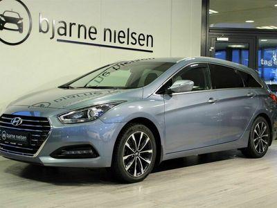 brugt Hyundai i40 1,7 CRDi 141 Premium CW