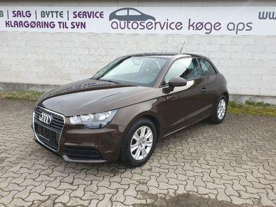 brugt Audi A1 1,6 TDi 105 Attraction 3d