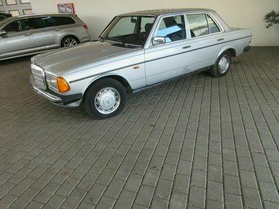 brugt Mercedes 200 2,0 aut.