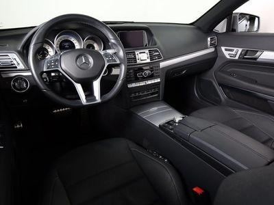 brugt Mercedes E350 BlueTEC Cabriolet aut.