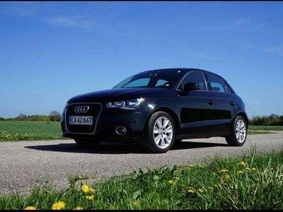 brugt Audi A1 Sportback 1,6
