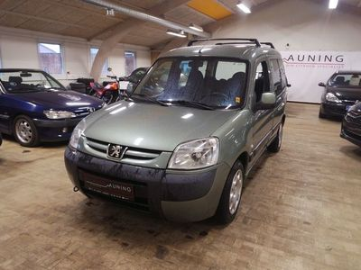 brugt Peugeot Partner 2,0 HDi 90 Combi XT