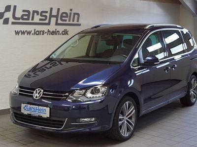 brugt VW Sharan 1,4 TSi 150 Highline DSG BMT