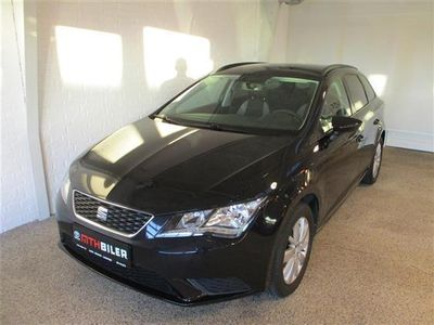 brugt Seat Leon 1,2 TSI Reference 105HK Stc