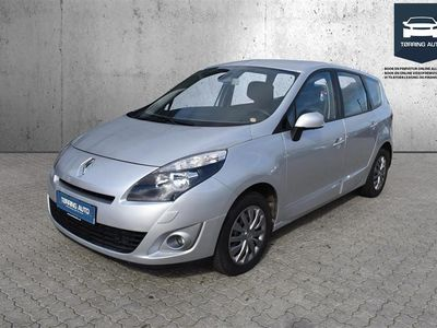 brugt Renault Grand Scénic 7 pers. 1,5 DCI FAP Expression 110HK 6g - Personbil - Sølvm