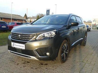brugt Peugeot 5008 1,6 BlueHDi Allure EAT6 120HK Van 6g Aut.