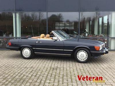 brugt Mercedes 560 SL V8 Cabriolet Aut.
