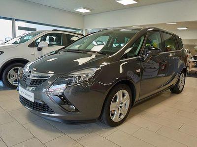 gebraucht Opel Zafira 1,4 Turbo Enjoy Start/Stop 140HK 6g