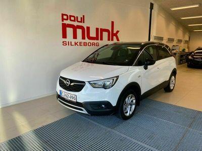 brugt Opel Crossland X 1,2 T 110 Exclusive aut.