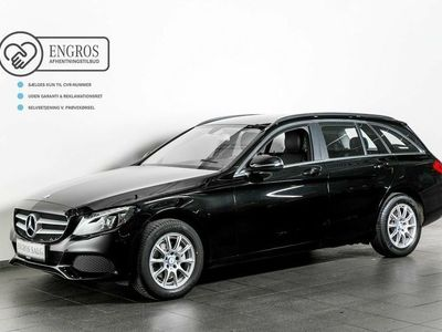 used Mercedes C200 d 1,6 stc.
