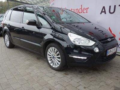 brugt Ford S-MAX 2,0 TDCi Collection 7 Personers Powershift 163HK