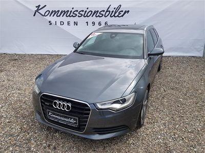 brugt Audi A6 3,0 TFSI Quat S Tron 310HK 7g Aut.